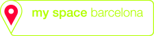 Logo My Space Barcelona
