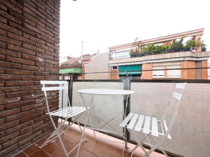 Appartement dans le centre de Barcelone avec terrace pour 4 - My Space Barcelona Appartements