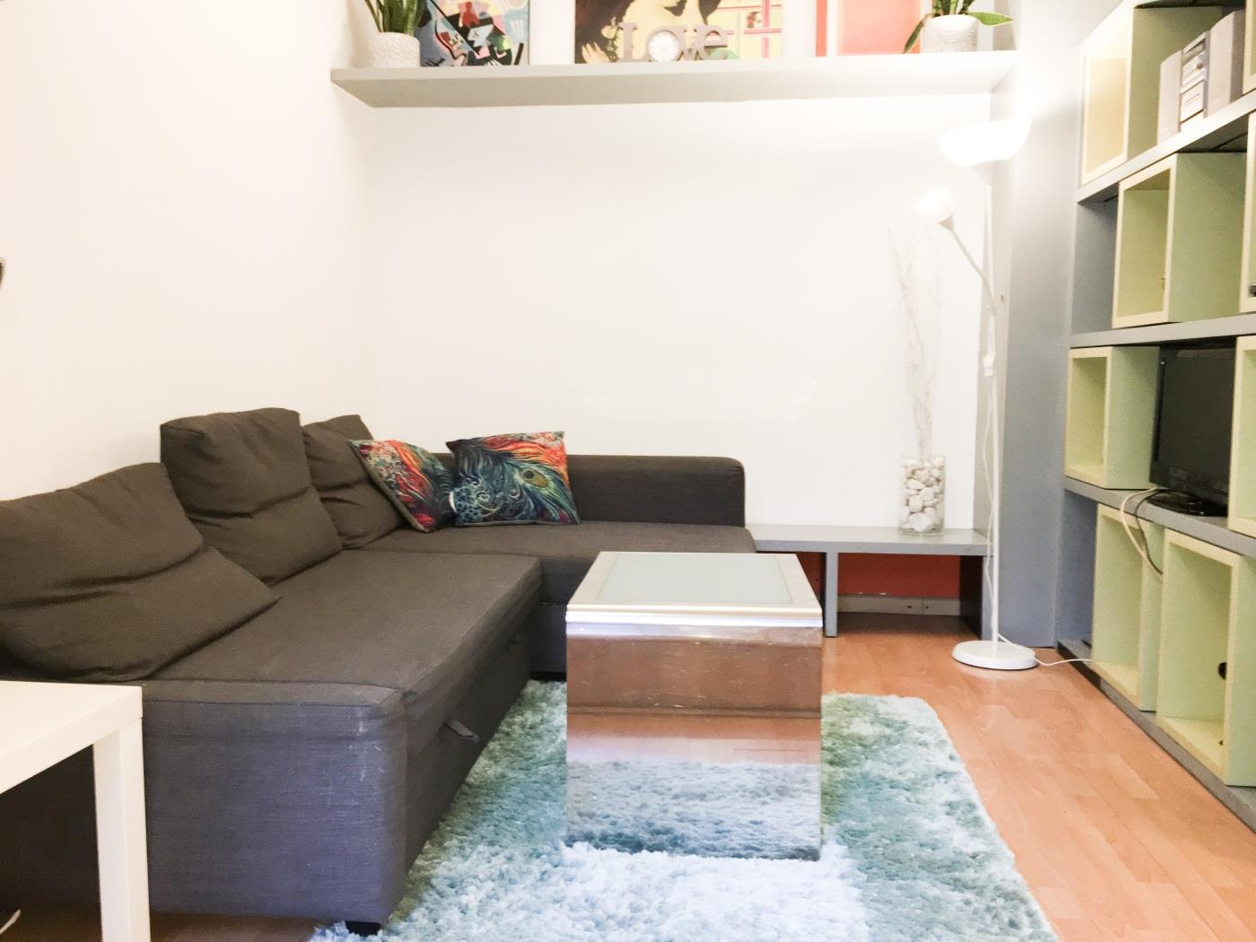 Duplex avec le meilleur emplacement et parking optionnel dans le centre de Gràci - My Space Barcelona Appartements