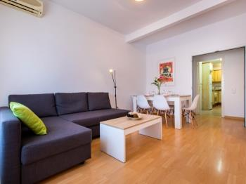 Apartment ideal for groups in the Arc de Triomf fo