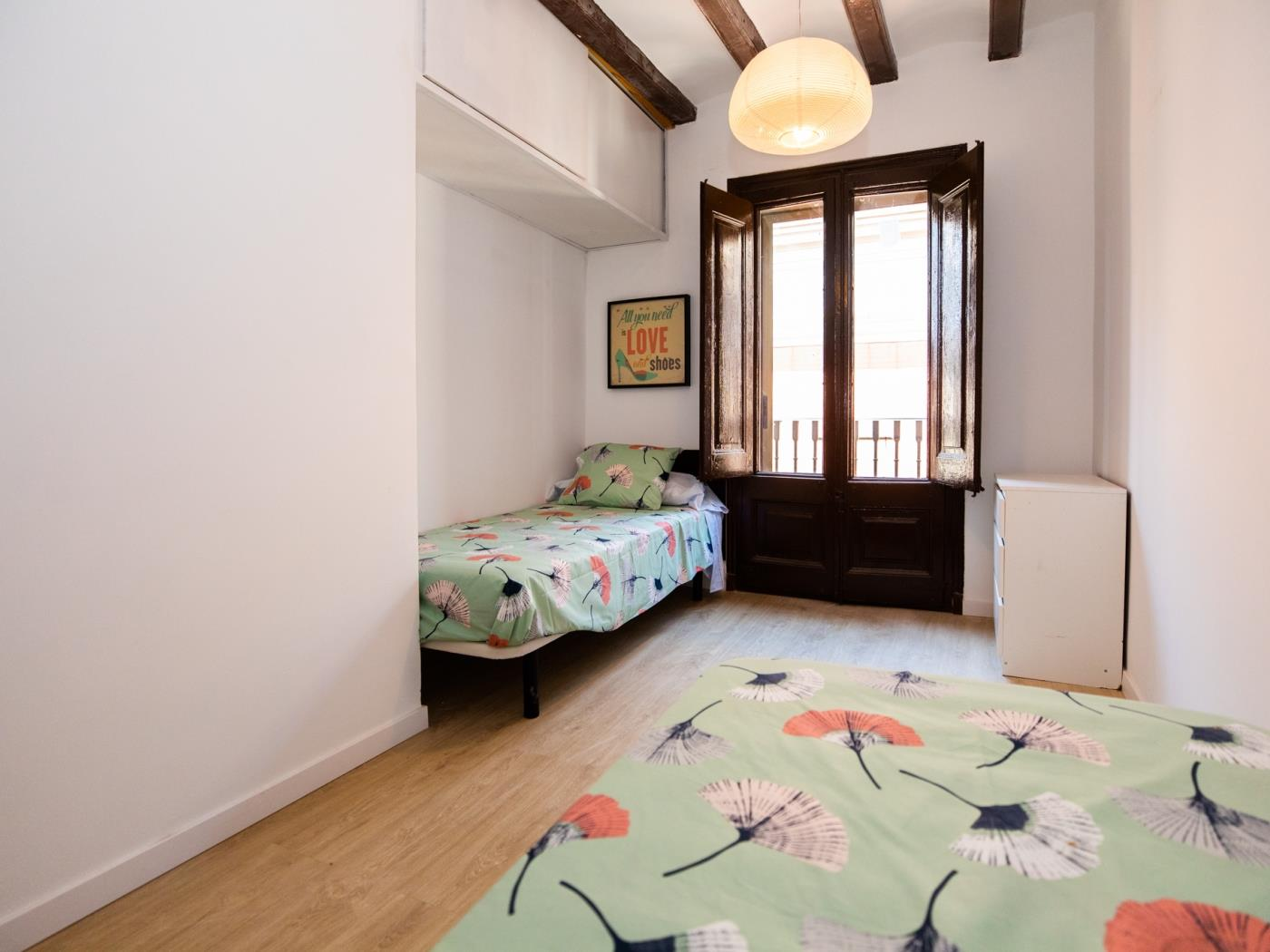 Appartement charmant au coeur de Barcelone, dans le quartier gothique pour 4 - My Space Barcelona Appartements