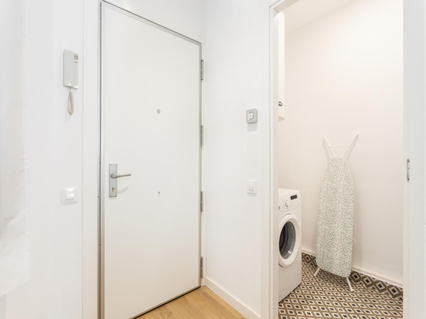 Charmant appartement pour location long terme dans le centre pour 4 - My Space Barcelona Appartements